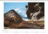 saas fee (Wandkalender 2019 DIN A3 quer) - Produktdetailbild 8