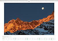 saas fee (Wandkalender 2019 DIN A3 quer) - Produktdetailbild 12