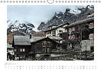 saas fee (Wandkalender 2019 DIN A4 quer) - Produktdetailbild 1