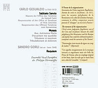 Sabbato Sancto / Responsoria - Produktdetailbild 1
