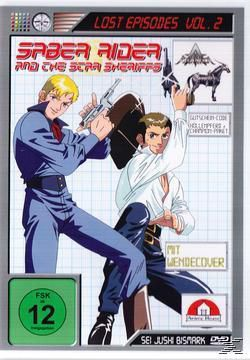 Saber Rider and the Star Sheriffs - Lost Episodes, Vol. 02