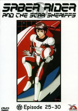 Saber Rider and the Star Sheriffs - Vol. 06, Anime