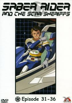 Saber Rider and the Star Sheriffs - Vol. 07, Anime