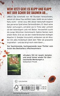 Sabine Nemez und Maarten Sneijder Band 1: Todesfrist - Produktdetailbild 1