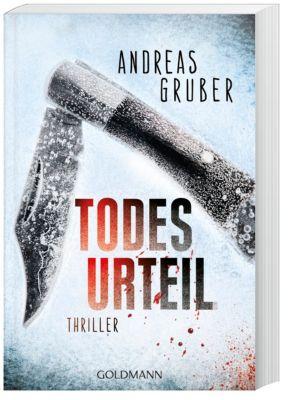 Sabine Nemez und Maarten Sneijder Band 2: Todesurteil - Andreas Gruber |