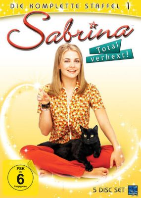Sabrina - Total verhext! - Die komplette Staffel 1, N, A