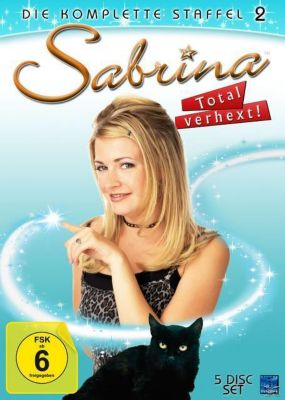 Sabrina - Total verhext! - Die komplette Staffel 2, N, A
