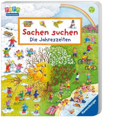 Sachen suchen - Die Jahreszeiten, Susanne Gernhäuser