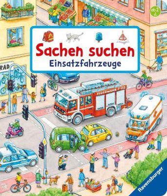 Sachen suchen: Einsatzfahrzeuge, Susanne Gernhäuser