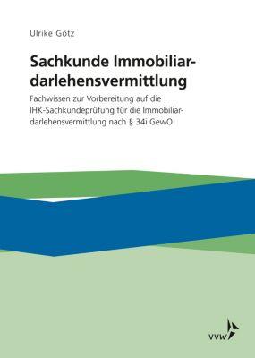 Sachkunde Immobiliardarlehensvermittlung, Ulrike Götz