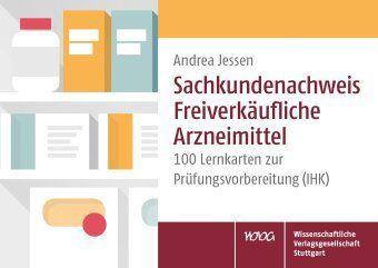 Sachkundenachweis Freiverkäufliche Arzneimittel, Andrea Jessen