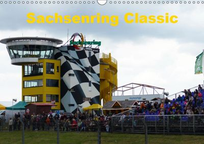 Sachsenring Classic (Wandkalender 2019 DIN A3 quer), Heiko Richter
