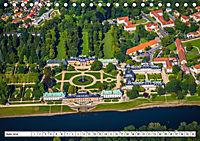 Sachsens Glanz - historische Höhepunkte aus der Vogelperspektive (Tischkalender 2019 DIN A5 quer) - Produktdetailbild 12
