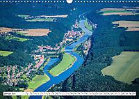 Sachsens Glanz - historische Höhepunkte aus der Vogelperspektive (Wandkalender 2019 DIN A3 quer) - Produktdetailbild 1