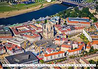 Sachsens Glanz - historische Höhepunkte aus der Vogelperspektive (Wandkalender 2019 DIN A3 quer) - Produktdetailbild 7