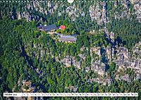 Sachsens Glanz - historische Höhepunkte aus der Vogelperspektive (Wandkalender 2019 DIN A3 quer) - Produktdetailbild 10
