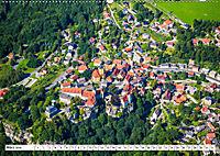 Sachsens Glanz - historische Höhepunkte aus der Vogelperspektive (Wandkalender 2019 DIN A2 quer) - Produktdetailbild 3