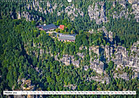 Sachsens Glanz - historische Höhepunkte aus der Vogelperspektive (Wandkalender 2019 DIN A2 quer) - Produktdetailbild 10