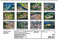 Sachsens Glanz - historische Höhepunkte aus der Vogelperspektive (Wandkalender 2019 DIN A2 quer) - Produktdetailbild 13