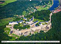 Sachsens Glanz - historische Höhepunkte aus der Vogelperspektive (Wandkalender 2019 DIN A2 quer) - Produktdetailbild 8