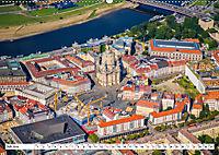 Sachsens Glanz - historische Höhepunkte aus der Vogelperspektive (Wandkalender 2019 DIN A2 quer) - Produktdetailbild 7
