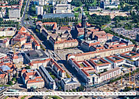 Sachsens Glanz - historische Höhepunkte aus der Vogelperspektive (Wandkalender 2019 DIN A2 quer) - Produktdetailbild 11