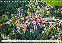 Sachsens Glanz - historische Höhepunkte aus der Vogelperspektive (Tischkalender 2019 DIN A5 quer) - Produktdetailbild 3