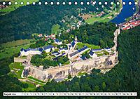 Sachsens Glanz - historische Höhepunkte aus der Vogelperspektive (Tischkalender 2019 DIN A5 quer) - Produktdetailbild 8