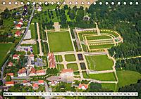 Sachsens Glanz - historische Höhepunkte aus der Vogelperspektive (Tischkalender 2019 DIN A5 quer) - Produktdetailbild 5