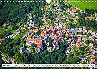 Sachsens Glanz - historische Höhepunkte aus der Vogelperspektive (Wandkalender 2019 DIN A4 quer) - Produktdetailbild 3