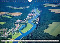 Sachsens Glanz - historische Höhepunkte aus der Vogelperspektive (Wandkalender 2019 DIN A4 quer) - Produktdetailbild 1