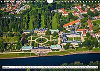 Sachsens Glanz - historische Höhepunkte aus der Vogelperspektive (Wandkalender 2019 DIN A4 quer) - Produktdetailbild 6