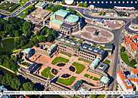 Sachsens Glanz - historische Höhepunkte aus der Vogelperspektive (Wandkalender 2019 DIN A4 quer) - Produktdetailbild 9