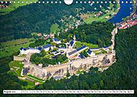 Sachsens Glanz - historische Höhepunkte aus der Vogelperspektive (Wandkalender 2019 DIN A4 quer) - Produktdetailbild 8