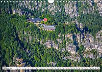 Sachsens Glanz - historische Höhepunkte aus der Vogelperspektive (Wandkalender 2019 DIN A4 quer) - Produktdetailbild 10