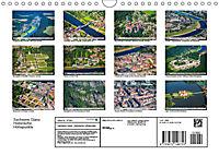 Sachsens Glanz - historische Höhepunkte aus der Vogelperspektive (Wandkalender 2019 DIN A4 quer) - Produktdetailbild 13