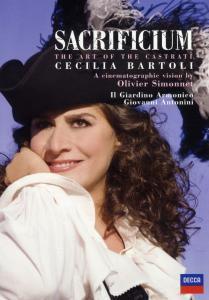 Sacrificium - The Art of the Castrati, Cecilia Bartoli