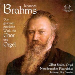 Sämtl. Werke F. Chor U. Orgel, Jörg Straube