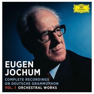 Sämtliche Aufnahmen Für DG (Orchesterwerke) (42 CDs), Eugen Jochum