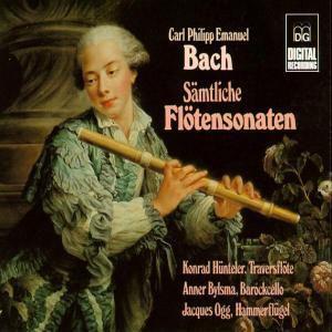 Sämtliche Flötensonaten, Hünteler, Bylsma, Ogg