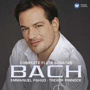 Sämtliche Flötensonaten (Ga), Emmanuel Pahud