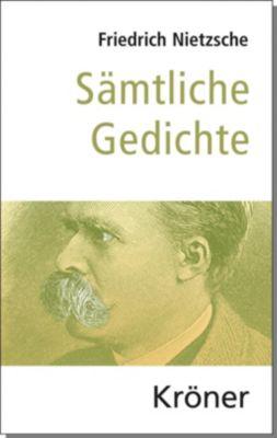 Sämtliche Gedichte - Friedrich Nietzsche |