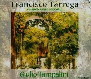 Sämtliche Gitarrenwerke, Giulio Tampalini