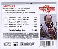 Sämtliche Hornkonzerte 1-4 (Ga) - Produktdetailbild 1