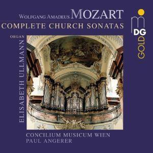 Sämtliche Kirchensonaten (Ga), Concilium Musicum Wien, Angerer