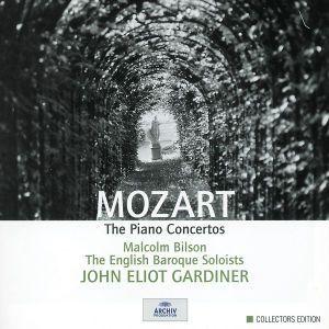 Sämtliche Klavierkonzerte 1-27 (Ga), Malcolm Bilson, Gardiner, Ebs
