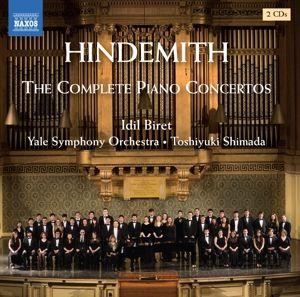 Sämtliche Klavierkonzerte (Ga), Idil Biret, Toshiyuki Shimada, Yale So