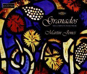 Sämtliche Klaviermusik (Ga), Martin Jones