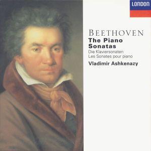 Sämtliche Klaviersonaten 1-32 (Ga), Vladimir Ashkenazy