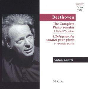 Sämtliche Klaviersonaten, Anton Kuerti